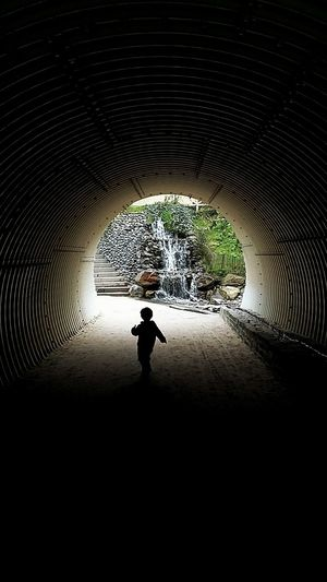Walking Indoors  Full Length Tunnel Arch Lifestyles Leisure Activity Dark Light At The End Of The Tunnel Footpath Archway Light At The End Of Tunnel The Way Forward Pathway Day Domestic Animals Pedestrian Walkway Paving Stone Exploration