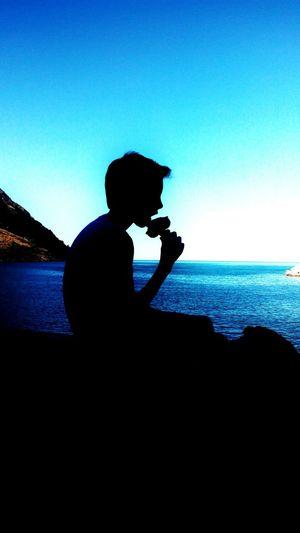 Atardecer Mar Ocaso Relaxing Summer2015 Portbou Costabrava