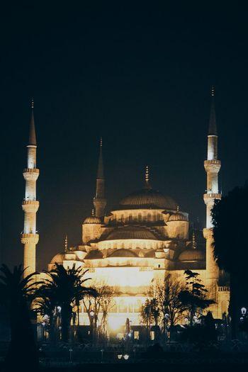 Istanbul Sultanhamet Mosque, Turkey Turquia Mesquita Istambul VSCO Vscocam Vscogood Vscogrid Vscofilm Vscoturkey