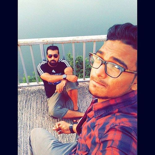 Day out with @quentin_beats BoysDayOut Chilling Chillzone ByTheRiver Bridgesidetalks Bffforlife Photooftheday Funtimes Talks Goodday Daywellspent Ahd Goa Peaceout