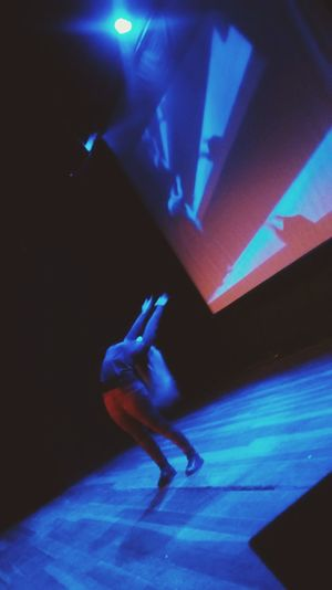 Iluminación Viradaculturalpaulista2015 DANCE ♥ DanzaContemporanea Hiphop Dance TudoAzul Projeção