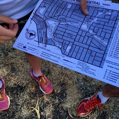 Map Runners