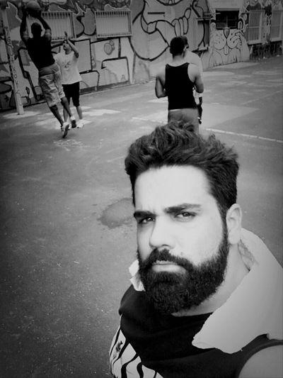 Basketball Bro`s Summertime