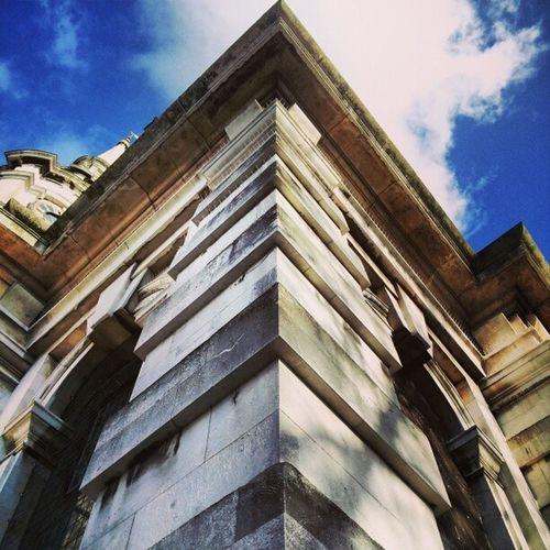 Lookingup Lookingupatbuildings Lookingupatcorners Architecture church bluesky blueskys