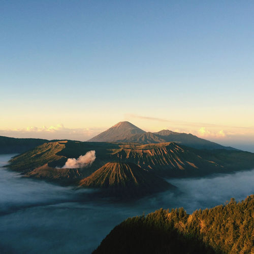 Keindahan negeri tercinta indonesia