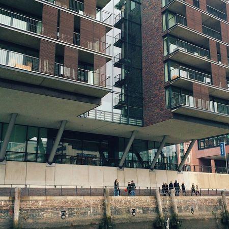 BASEMENT Architecture Urban Geometry Hamburg Architectureporn