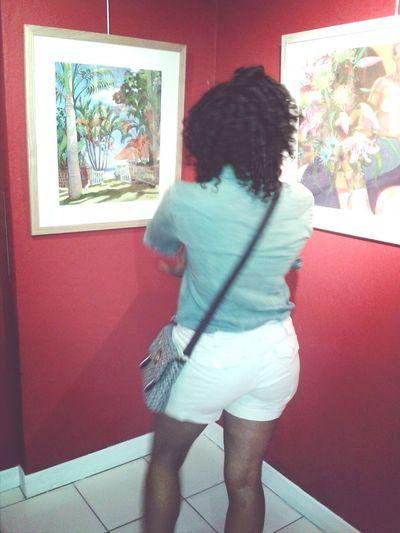 Art Gallery Night Photography Enjoying Life