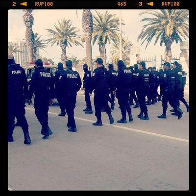 Bat Brigade Anti Terrorism WSF2015 FSM2015