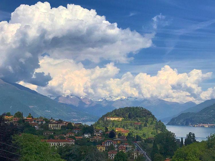 Mountain Mountain Range Beauty In Nature