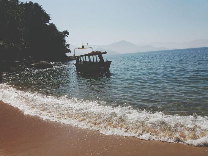 Sea Beautiful Day