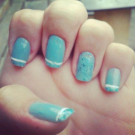 Manicure Nails Mãos Perfeita adorei