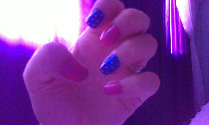 Nails. Sun Filter Nails LOL