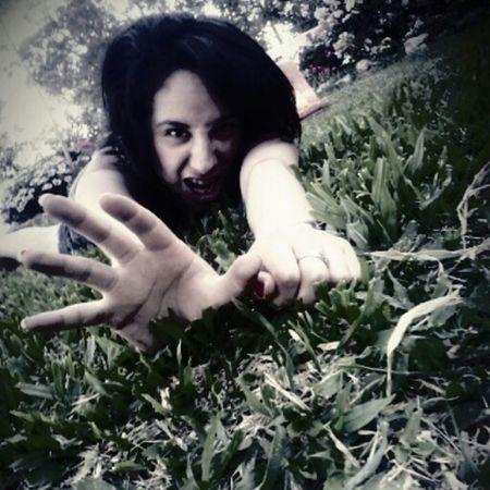 Zombieattack Selfie ✌ Terror