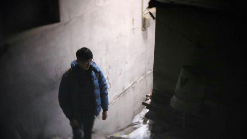 Just around the corner, Sajik-dong Neighbourhood City Street Street Photography Winter Korea Seoul Night Photography Night Explorer Dark Alley Asian  Asian Guy Neighbourhood Corner Lonelyroad