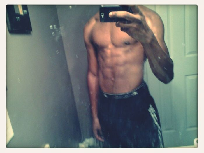Just Finished Working Out