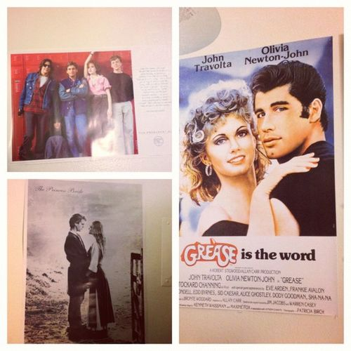 Waited 3 months for these posters!!! Definitely worth the wait! Got one free!! Grease Theprincessbride TheBreakfastClub Posters Matadormall