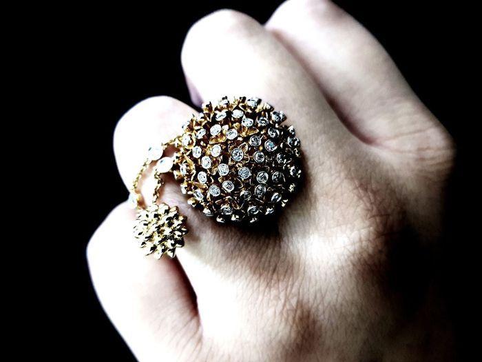 diamonds Human Hand Black Background Studio Shot Females Beauty Fashion Close-up The Still Life Photographer - 2018 EyeEm Awards
