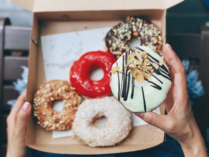 EyeEm Selects Homemade Donuts DonutLover Yummy
