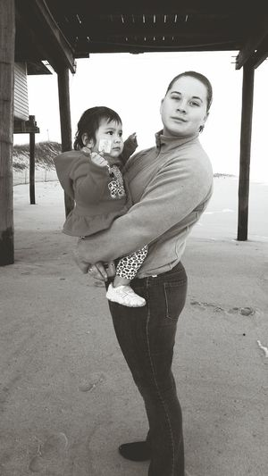 Two People Baby Full Length Care Togetherness Childhood Standing Babyhood People Portrait Bonding Outdoors Day