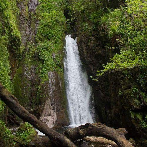 Waterfall at Alva Glen IgersEdinburgh IgersScotland Watetfall Walkhighlands Scotland