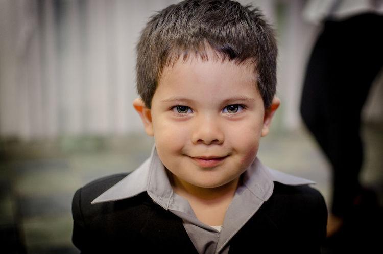 Color eye kid Nikon Lightroom5