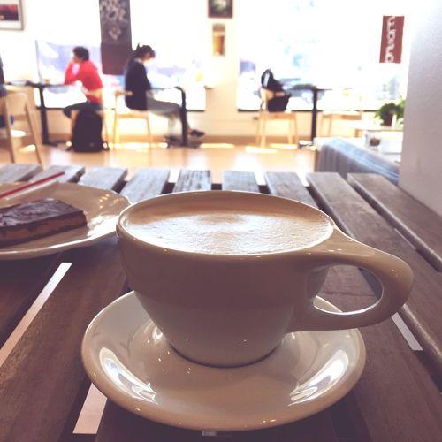 Cafe Latte Coffee EyeEm Best Shots IPhoneography Photography Taking Photos Enjoying Life Hello World