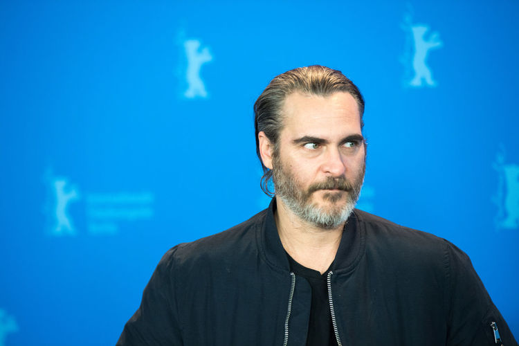 Berlin, Germany - February 20, 2018: US actor Joaquin Phoenix poses at the 'Don't Worry, He Won't Get Far on Foot' photo call during the 68th Berlinale International Film Festival 2018 Actor Don't Worry, He Won't Get Far On Foot Film Festival Joaquin Phoenix Man One Person Only Photocall Berlinale Berlinale 2018 Berlinale Festival Berlinale2018 Berlinale68 Caucasian One Man Only One Person Photo Call Portrait Pose Posing Posing For The Camera