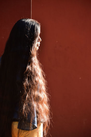 Hair care concept