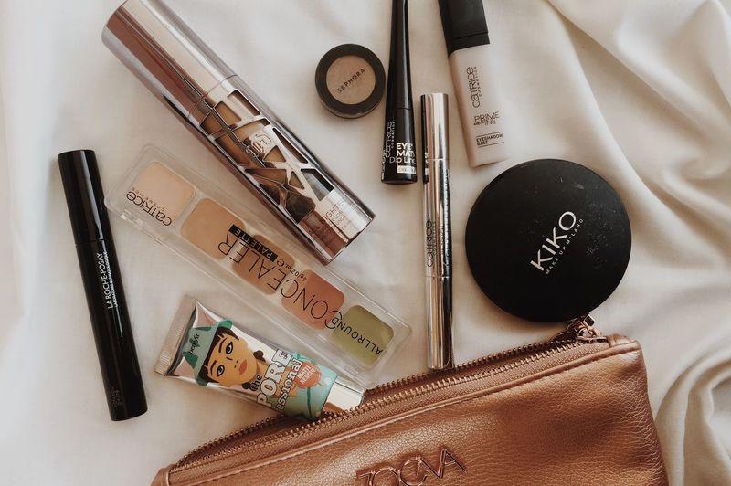 Makeup First Eyeem Photo