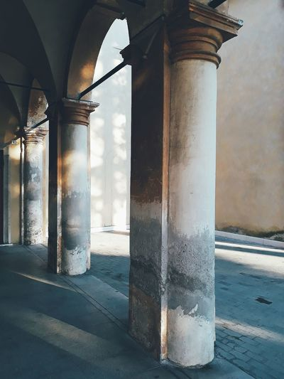 EyeEm Selects City Architectural Column History Architecture Built Structure Close-up