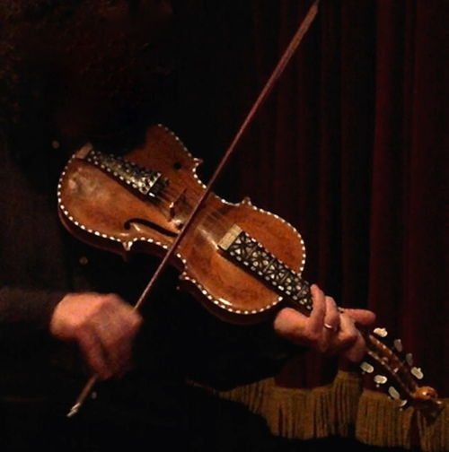 A Hardanger fiddle has four sympathetic strings below the four that are played. A Traditional Instrument Of Norway Focus On Foreground Holding Indoors  Music Musical Instrument Night Person This Is A Hardanger Fiddle Tradition