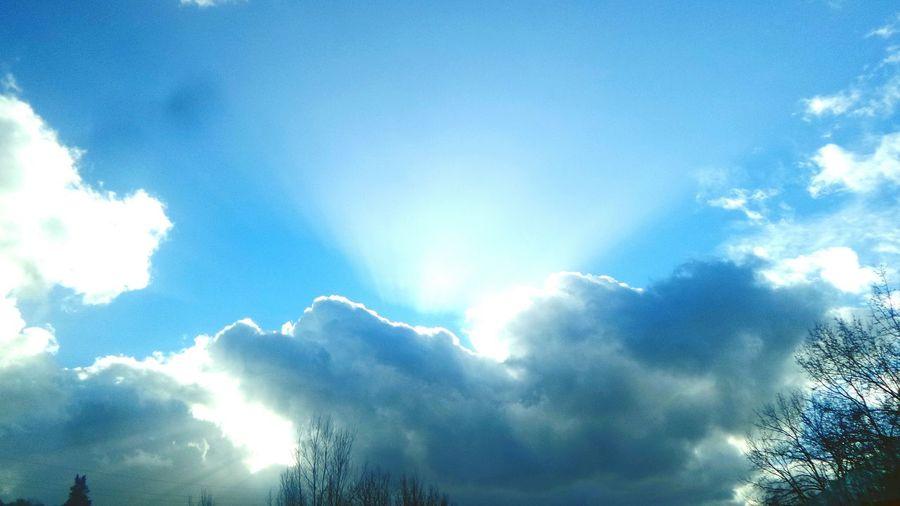 Clouds Lights