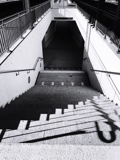 Steps And Staircases Landquart Switzerland
