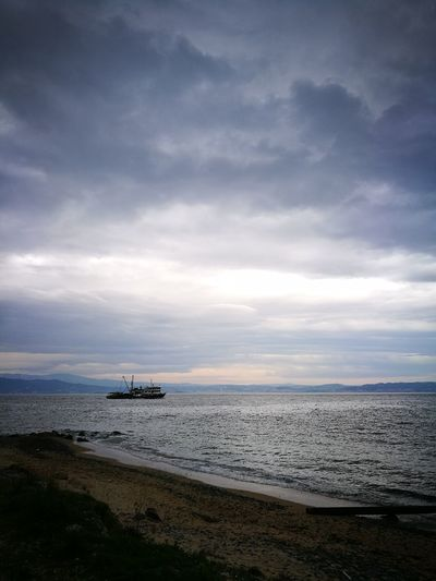 Huawei P9 Leica Huaweiphotography Justphotography HuaweiP9 Nofilter#noedit Nofilternoedit Nofilter NoFilterNoEdition No Filter Nofilterneeded Nofilters HuaweiP9Photography Sea Beach Sand Cloud - Sky Water Tranquility Outdoors Horizon Over Water Day No People Travel Destinations Sky Nature Landscape Beauty In Nature Wave