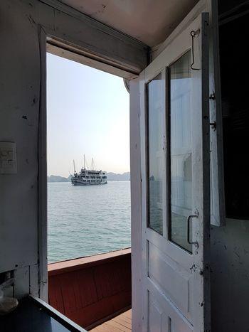 a door for new world EyeEm Gallery EyeEm Gallery Door Sea Nautical Vessel Blue EyeEm Gallery Nautical Vessel
