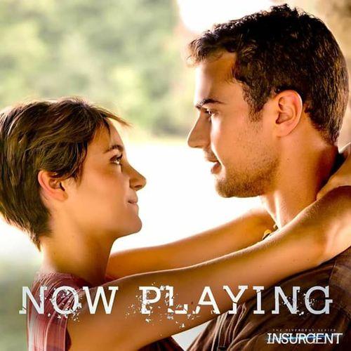 Insurgent  Divergent 😘😘😘 Hi!