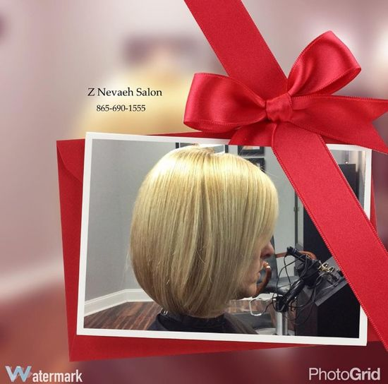 Give The Gift Of Beauty @znevaehsalon @lorealprofessionnel Check This Out Lorealprous Salonlife Tecniart @znevaehsalon @lorealprofessionnel Z Nevaeh Salon L'Oreal Professionnel Hairstyle Pro Fiber Hair Eye4photography # Photooftheday Knoxville Salon Tecni.art Salon Fashion Hair Glamour Blonde Lorealprofessionnelsalon Color Specialist