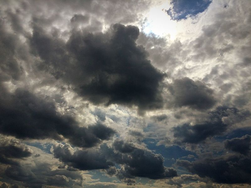 Hello World Peace And Quiet Beautiful Day Relaxing Taking Photos OpenEdit Enjoying Life Cloudscape Cloud And Sky