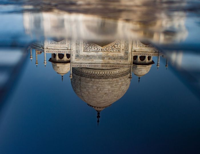 The more reflective you are, the more effective you are. Monument Day No People Ancient Civilization Dusk Sky Built Structure History Ancient Travel Destinations Architecture Old Ruin EyeEm Selects Landscape Blue Incredibleindia Taj Mahal Canon Canonindia EyeEmNewHere Be. Ready. Perspectives On Nature Rethink Things