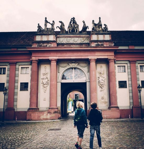 Being A Tourist Streetphotography Streetphoto_color Exploring Life In Colors Potsdam