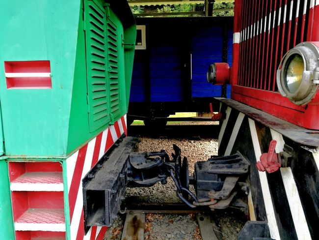 Day No People Mode Of Transport Outdoors Train - Vehicle Train Museum Cisna, Poland