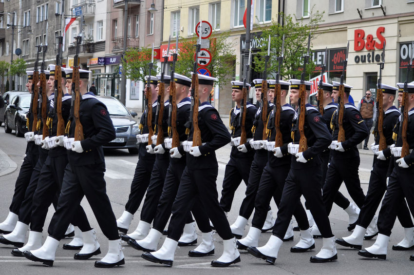 Constitution Day Day Gdynia March Men News Parade Parade Time People Poland Soldier The Photojournalist - 2017 EyeEm Awards