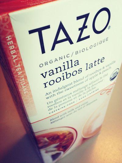 Tazo Tea Vanilla Killer