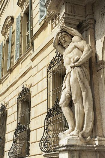 Statue of