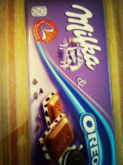 Pleasure Chocolate Love Milka&oreo