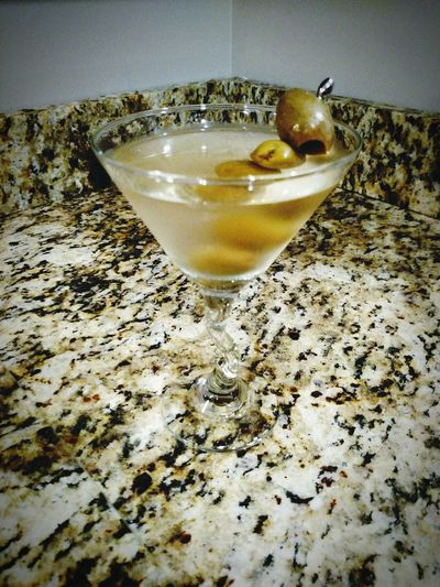 MartiniTIME Homemade ImMyOwnBartender Dirtymartinis Drinkingwithmyself