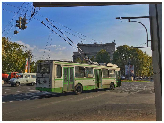Trolleybuses in