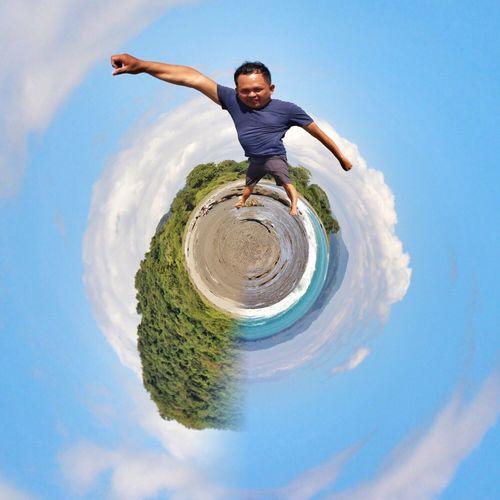 Tinyworld 360 Levitation Nusatenggaratimur INDONESIA Wonderfulindonesia Tinyplanet Explore