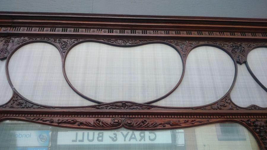 Shopfronts Vintage Art Deco Architecture Kidney Bean Shape