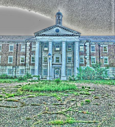 Abandoned Asylum Scary Places Old Buildings